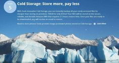 Point 5... Cold Storage: Store more, pay less...