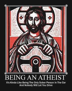Being An Atheist