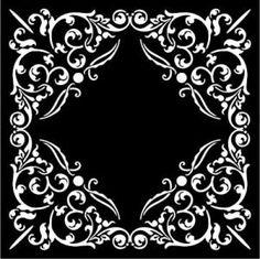 Mascaras Variadas.... Cced44c640ffb18f10fa74afb6ac8bc2--pergamano-stencils