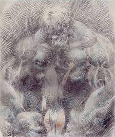 A Hulk tribute made for Lou Ferrigno #hulk #thehulk #louferrigno #ferrignolegacy #marvel #comics #comicartist #tribute #sketch #illustration #pencils #instaart #instaartist #instadraw #fumetti #caretta #fernandocaretta by fernando.caretta