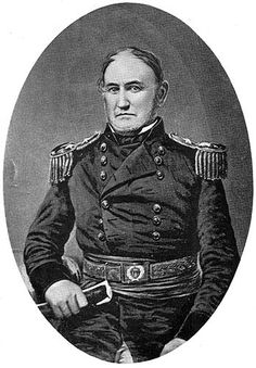 David Emanuel Twiggs. (1790-1862). Georgia. The oldest officer of the old army to join the Confederacy.  Too old for field service, he died of illness in 1862.