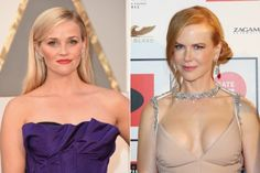 Imagined Celebrity Connections: Nicole Kidman Prepares For Reese... #ReeseWitherspoon: Imagined Celebrity Connections:… #ReeseWitherspoon
