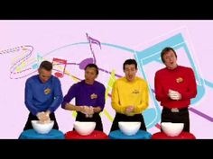 Handwashing song by The Wiggles.  Great inspiration for preschool and early education programs!  View early education resources at www.thefamilyconservancy.org  ~Shari at TFC