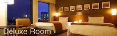 Hotel in Tokyo - Deluxe Room