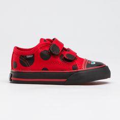 Vans Ladybug shoes for Caitlin