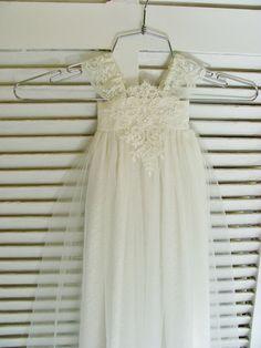 Reserved for nerissanadine ANGELINA baby girl dress CUSTOM size and length