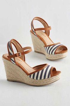 12.Dolgu Topuklu Ayakkabı Modeli
