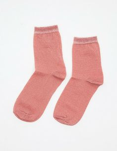topshop-light-pink-fine-glitter-ankle-socks