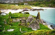 Seaside Cemetary, Ring of Kerry, Ireland