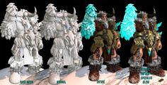 Fest Challenges|Ice Giant Garrotbydmaxart