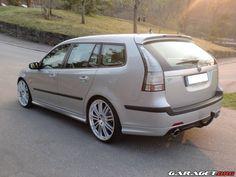 Garaget | Saab 9-3 Aero SC (2007)
