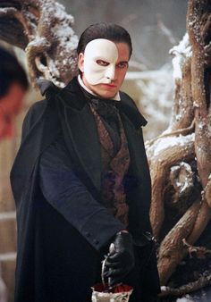 Gerard Butler as Phantom of the Opera