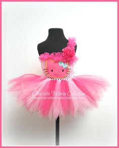 hello kitty tutu - could see Audi wearing this