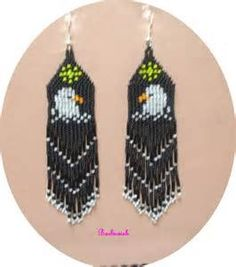Free Seed Bead Earring Patterns - Bing images