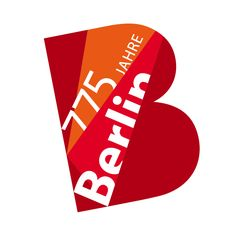 775 Years of Berlin (Germany) Anniversary Logo, Berlin Germany, Logo Design, Berlin News, Branding, Business Logos, Happenings, Events, Brand Management