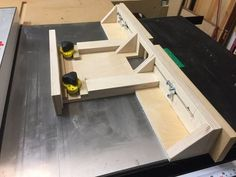 Magswitch tablesaw router fence