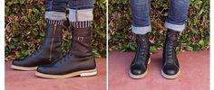 Nicora Johns Vegan Boots