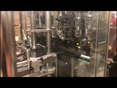 Triblocco imbottigliamento mignon olio - b/h - Bottling group for. Food And Beverage Industry, Beverages, Miniature, Miniatures
