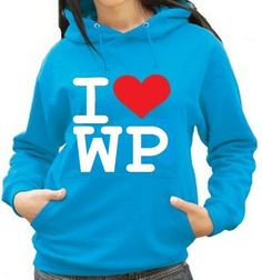 H2O TOGS -  I Love Water Polo - Unisex Hoodie - Various Colours #waterpolo #h2otogs