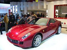 2007 Ferrari 599 GTB Fiorano Coupe picture