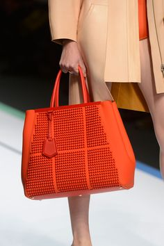 Best Bags From Fashion Week Spring 2013 - #Fendi