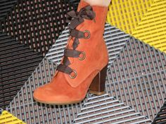 Soprano Robyn by John Fluevog as worn by Christina from Timeless Soles