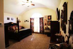 Glen Laurel House Master Bedroom