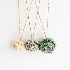 Sweet Floweret: Inspiration Thursday-Favorite DIY Necklaces