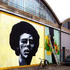 Street art in Padua. #streetart #writer #colors #padova  #arcella by candycri_