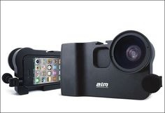 10 interesantes sistemas de lentes para el iPhone