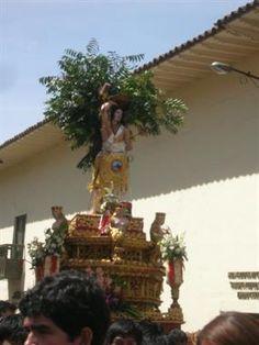 Acabo de compartir la foto de Sergio Reyna que representa a: San Sebastian