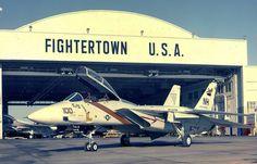 VF-111 Aardvarks NAS Miramar F-14 Tomcat