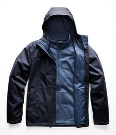 Find The North Face Mens Arrowwood Triclimate Jacket online. Shop the latest collection of The North Face Mens Arrowwood Triclimate Jacket from the popular stores - all in one Revival Clothing, 3 In 1 Jacket, The Right Man, Ideal Fit, Sports Jacket, Jackets Online, Mens Clothing Styles, Winter Jackets