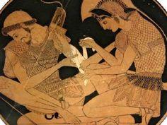 L'arte medica nell'Antica Grecia