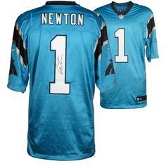 Nike Women's Carolina Panthers Stadium Element Blue Half-Zip ...