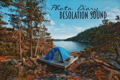 PHOTO DIARY: DESOLATION SOUND