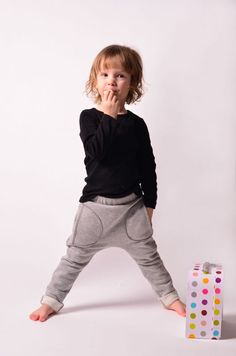 I want these for myself! Spodnie Girl & Boy