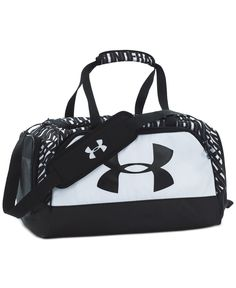 Under Armour Storm Watch Me Seesack - Schuhe Mochila Under Armour, Under Armour Rucksack, Under Armour Women, Nike Under Armour, Diaper Bag, Girls Bags, Athletic Outfits, Athletic Wear, Cute Bags