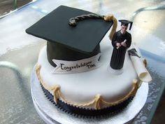 DHANYA'S DELIGHTS: Graduation Cake