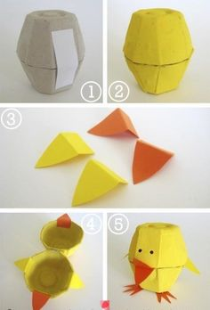 40 Fun and Creative Easter Crafts for Kids and Toddlers