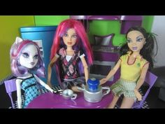 ▶ How to make a teapot for your Monster High,Bratz, Barbie, Liv o Winx dolls - YouTube