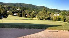Views from the Blacksburg Country Club Golf Course Wedding of Deniz & Chris http://www.lynchburgeventplanner.com/