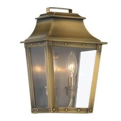 Acclaim Lighting 8423 Coventry 2 Light Outdoor Wall Sconce with Clear Glass Aged Brass Outdoor Lighting Wall Sconces Outdoor Wall Sconces Outdoor Wall Mounted Lighting, Outdoor Wall Lantern, Outdoor Wall Sconce, Outdoor Walls, Outdoor Dining, Lantern Light Fixture, Wall Mount Light Fixture, Wall Sconces, Light Fixtures