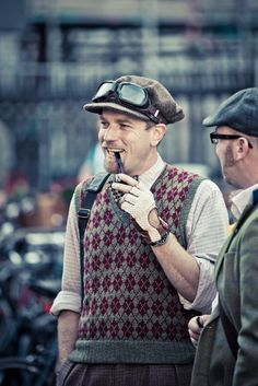 """Tweed Run"" by Ralph Lauren Rugby"