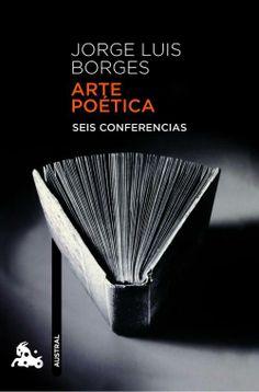 "Jorge Luis Borges. ""El Arte de Contar Historias"" / ""The Art of Storytelling"" & ""Arte Poética"" / ""The Art of Poetry"".-"