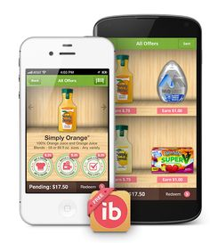 Earn MONEY every time you use Ibotta! It is easy and many supermarkets are on it.