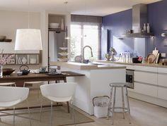 Kochnische wird Wohn-Küche - Kombi-Raum - [SCHÖNER WOHNEN]