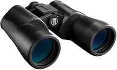 BUSHNELL INC Bushnell 10x50 Powerview Zoom Binocular Black Roof Prism, EA