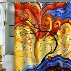 Shower Curtain Whirlwind (by DENY Designs) by DENY Designs Shower Curtain, http://www.amazon.com/dp/B006DKS51W/ref=cm_sw_r_pi_dp_8jkIpb0QEBXBE