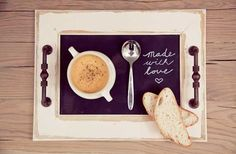 Tu Organizas.: 10 bandejas de café da manhã para o dia das mães